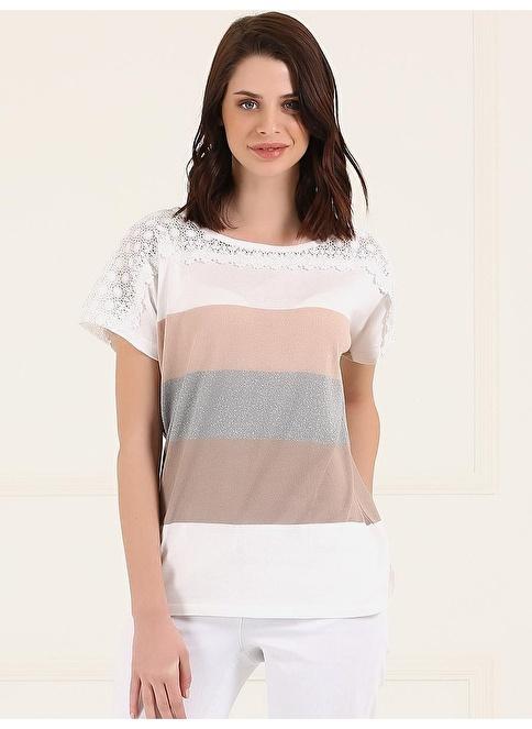 Faik Sönmez Bluz Renkli